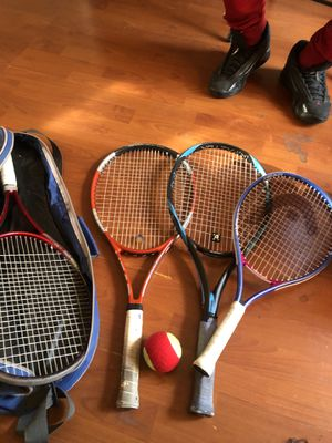 Tennis rackets for Sale in Brooklyn, NY