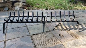 """42 1/2"""" Stronghold Non-Tapered Lifetime Fireplace Grate for Sale in Arlington, TX"""