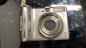 Canon PowerShot A560 -$40 for Sale in Fresno, CA
