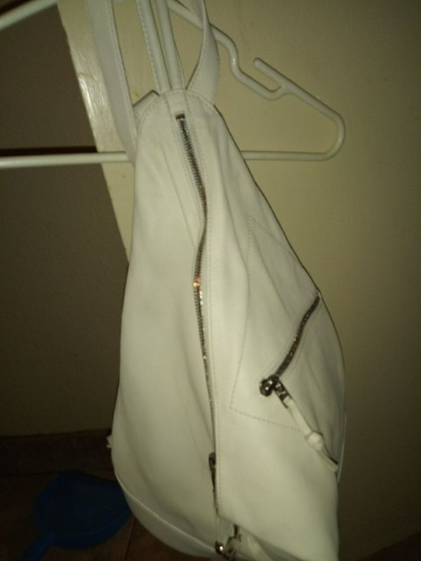 Loew purse backpack leather