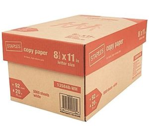 3 Boxes is copy paper New 5000 reams for Sale in Payson, AZ