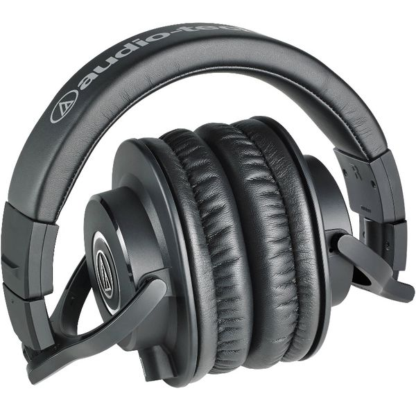 Audio-Technica ATH-M40x Professional Studio Monitor Black Headphone