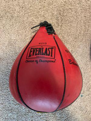 Speed bag for Sale in Denver, CO