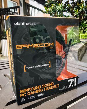 Plantronics Gamecom [780] Surround Sound for Sale in Bellevue, WA