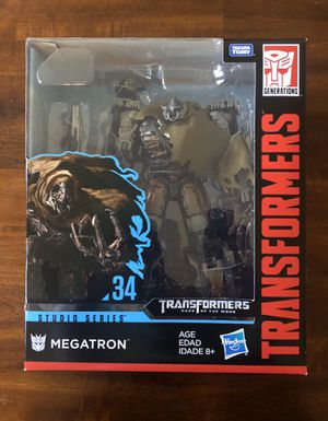 Transformers Studio Series- Megatron (only 2 Piece Left ) for Sale in Ripon, CA