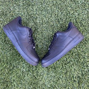 Nike Black Air Force 1 Size 10 NO DELIVERY NO TRADES for Sale in Henderson, NV