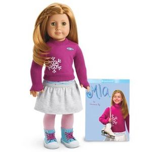 American Girl Mia Doll New for Sale in Chicago, IL