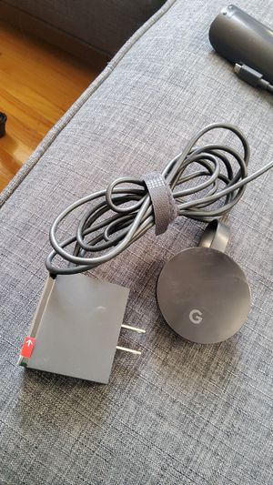 Google chromecast ultra for Sale in Jersey City, NJ