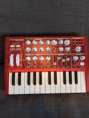 Arturia MicroBrute synthesizer for Sale in San Diego, CA