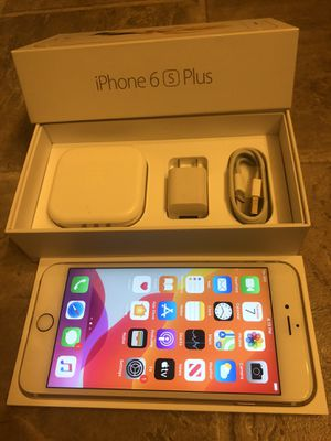 iPhone 6S plus unlocked for Sale in Tacoma, WA