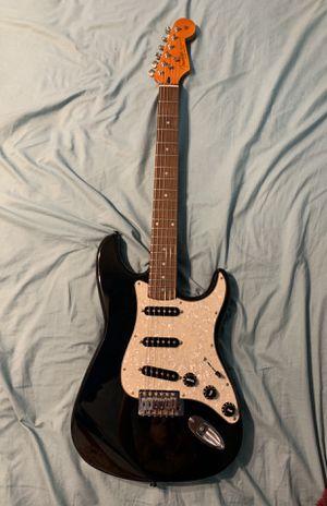 Black Fender Stratocaster for Sale in Davie, FL