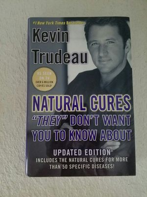 Natural cures they don't want you to know about for Sale in Tuscola, TX