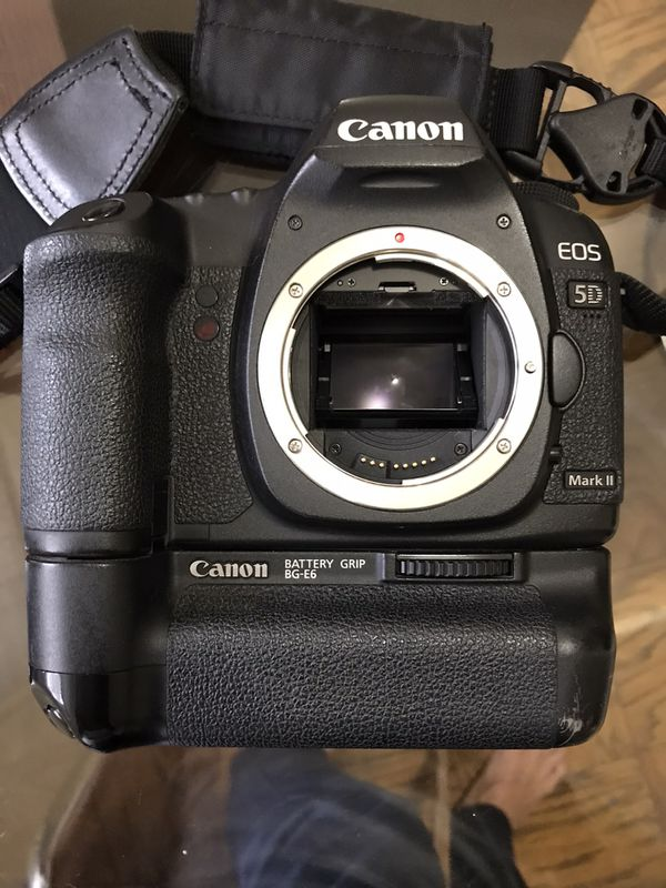 Canon 5 D Mark ll