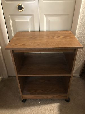 Microwave cart / kitchen cart for Sale in Lansing, MI