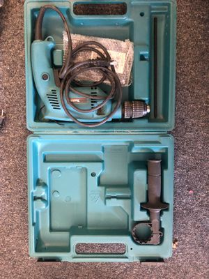 Makita power drill for steel and concrete for Sale in Apache Junction, AZ