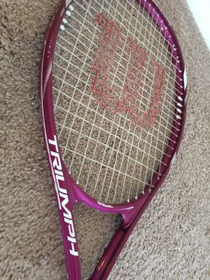 Tennis racket for Sale in Chapel Hill, NC