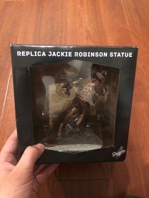 Jackie Robinson replica statue for Sale in Downey, CA