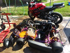 Invader race kart for Sale in Valley Home, CA