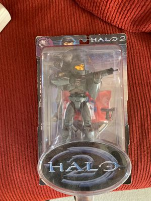 Halo 2 Action Figure Series 5 Steel Spartan for Sale in Chandler, AZ