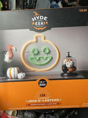 LED Jack O Lantern for Sale in Olympia, WA