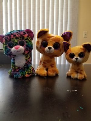 Ty stuffed animals for Sale in Vancouver, WA