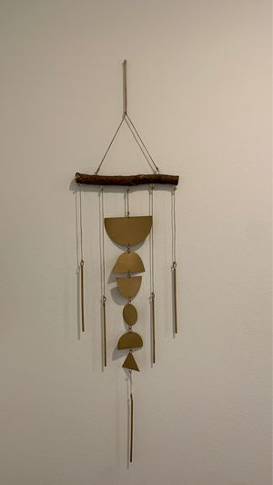 Rustic Wood Wind Chime for Sale in Seattle, WA