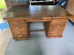 Antique Roller Top Desk for Sale in Victoria, TX