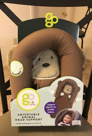 3 infant head support car seat padding for Sale in Anchorage, AK