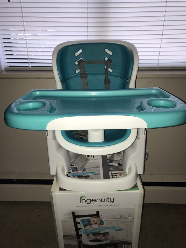 Ingenuity high chair/booster seat