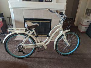 Schwinn Adult bicycle with locks & rack for Sale in Las Vegas, NV