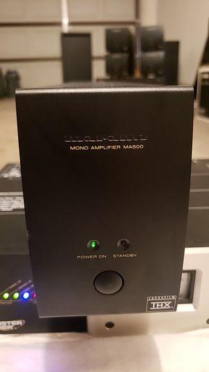 Four Marantz MA-500U Mono Amplifier for Sale in San Diego, CA