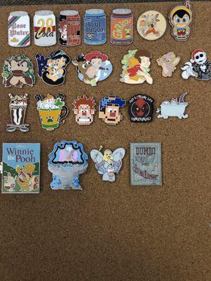 Disney pins for Sale in La Puente, CA