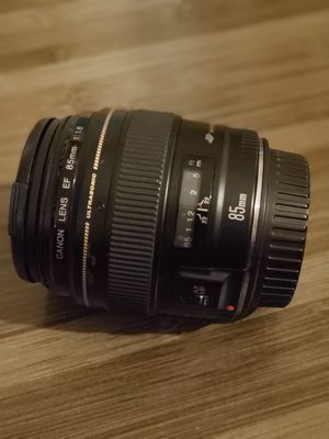 🌟Canon EF 85mm f/1.8 USM for Sale in Auburn, GA