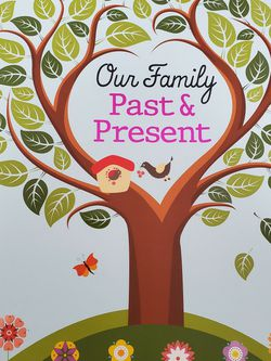 Family Tree Baby Book for Sale in Cleveland,  OH