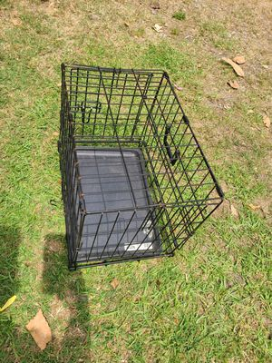 """X small dog kennel 18"""" x 12"""" x14"""" high for Sale in Mableton, GA"""