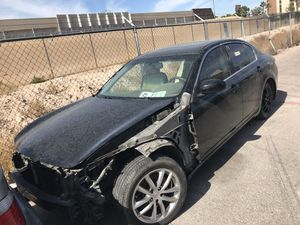 2007 infinity g35 for parts for Sale in Las Vegas, NV
