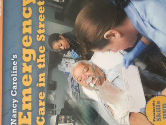 Emergency Care In The Streets 6th Edition for Sale in Fort Lauderdale,  FL