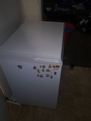 White freezer holiday for Sale in Smyrna, TN