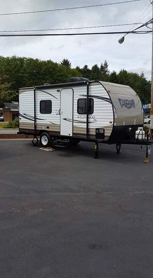2018 forest river wildwood travel trailer for Sale in Bremerton, WA
