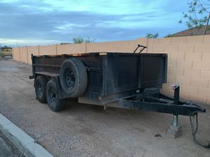 Bobcat Skid Steer & Trailer for Sale in Surprise, AZ