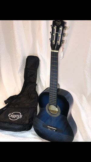 Blue Guitar for Sale in South River, NJ