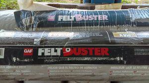 Feltbuster roof felt paper for Sale in Frostproof, FL