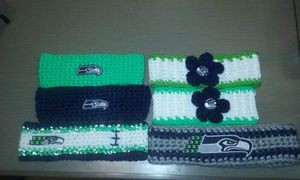 Seahawks Headband Ear warmers for Sale in Puyallup, WA