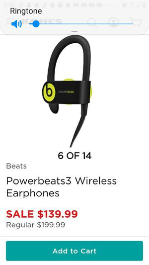 Power Beats 3 by Dr. Dre for Sale in Washington, IL