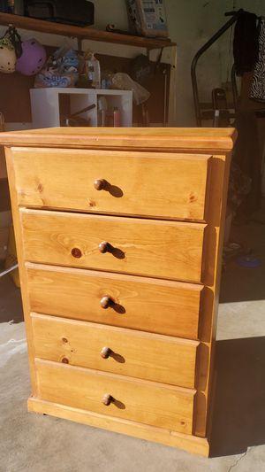 Wooden dresser drawer for Sale in Fresno, CA