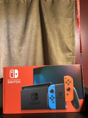 Nintendo Switch Neon V2 for Sale in Anaheim, CA