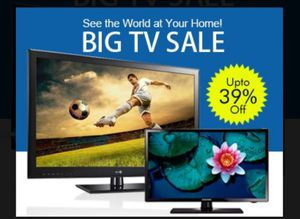 We finance TV's everyone accepted for Sale in Brooklyn, OH