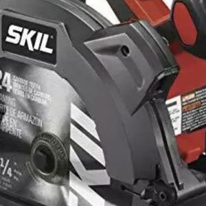 Skill Circular Saw With Laser Guide 15 Amp Electric 7-1/4 Inch Blades Skill Saw for Sale in Chula Vista, CA