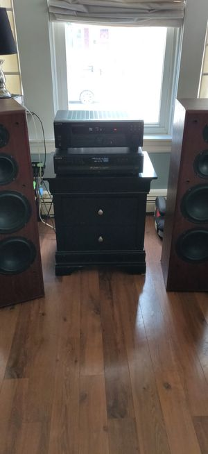 Sony stereo/receiver CD changer for Sale in Pawtucket, RI