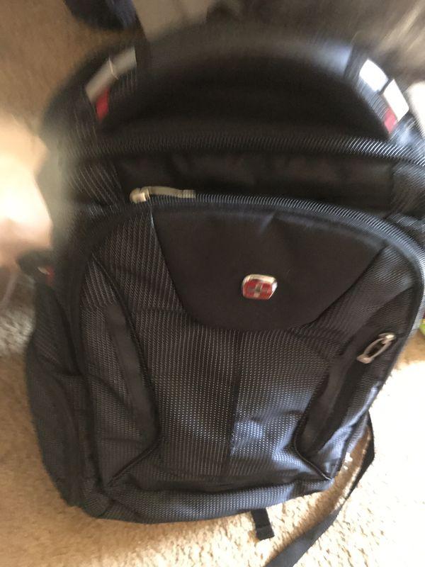 Swiss backpack